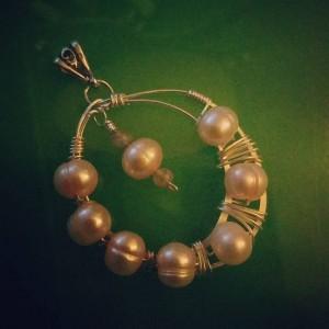 Portal of Peach Pearls