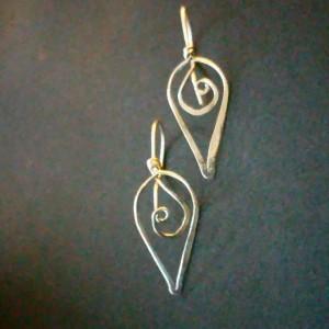 Healing Leaves Earrings